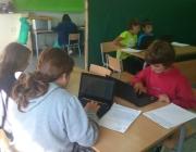 Infants a l'escola. Font: Generalitat de Catalunya
