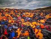 Una de les imatges de 'To Kyma. Rescat al mar Egeu', un documental sobre la història de l'ONG Proactiva Open Arms