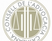 Logotip del Consell de l'Advocacia Catalana. Font: Consell de l'Advocacia Catalana