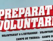 Part del cartell del cicle Preparat per ser voluntari?