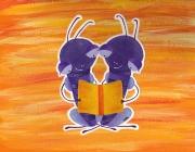 Cigales llegint - font: noebofarull.cat