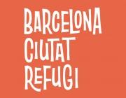 Cartell publicitari Barcelona, ciutat refugi. Font: web ajuntament de Barcelona