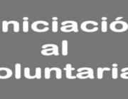 Iniciació al voluntariat
