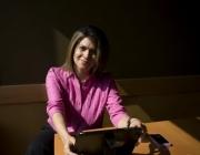 Claudia Calvin. Font: Voces Visibles