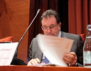 Josep Lluís Cleries, conseller de Benestar Social i Família
