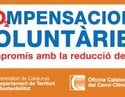 Programa voluntari de compensació d'emissions de gasos amb efecte d'hivernacle 2017