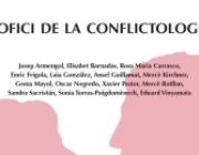 """Coberta del llibre """"""""L'Ofici de la conflictologia"""""""