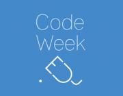 Logotip de l'European Code Week 2015