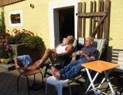 Gaudint de la jubilació en companyia. Font: web de la Generalitat