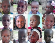 Collage amb rostres d'infants al Facebook de l'entitat