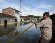 Inundacions a Colòmbia. Font: Presidència de la República de l'Equador, Flickr