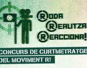 """Concurs de vídeos """"Roda, Realitza i Reacciona!"""" del Moviment R"""