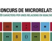 IV Premi del concurs de microrelats amb motiu de la commemoració del Dia Internacional per a l'Eliminació de la Violència envers les Dones, el 25 de novembre