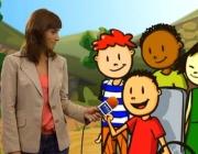 """Imatge d'un vídeo del web """"Coneix els teus drets""""."""