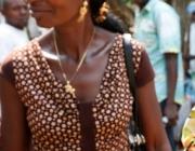 La mirada de dues dones del Congo. Font: Wikipedia