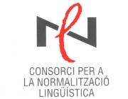 Logotip Consorci per a la Normalització Lingüística (CPNL)