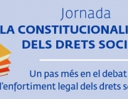 Constitucionalització dels drets socials.