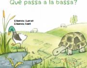 """Es publica el conte """"Què passa a la bassa?"""""""