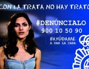 """Anunci de la campanya """"Contra la trata no hay trato"""""""