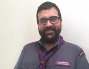 Raül Molina, responsable de mètodes educatius de la regió europea de la WOSM.