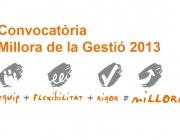 Convocatòria Millora de la Gestió 2013 de la Fundació Pere Tarrés