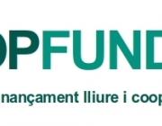 Logotip de CoopFunding, plataforma de cofinançament lliure i cooperatiu