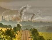 Contaminació de l'aire, efecte hivernacle i canvi climàtic (imatge: cop21.gouv.fr)