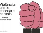 Cartell del II Congrés dels Serveis Socials. Font: cssb.cat