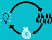 Crowdfunding. Font: Rocío Lara, Flickr