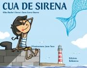 """Portada de  """"Cua de Sirena"""" / Font: Edicions Bellaterra"""