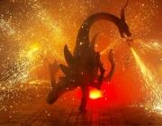 Imatge d'un drac de foc