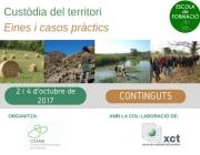 Curs sobre Custòdia del territori: eines i casos pràctics