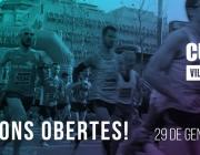 Bàner cursa 10K de Vilafranca del Penedès. Font:www.10kvilafranca.org