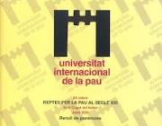 Logotip Universitat Internacional de la Pau