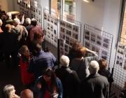 Fins al 28 de març es pot visitar la 2a edició de la mostra de postals de L'Hospitalet de Llobregat a la Biblioteca Tecla Sala. Font: Òmnia Gornal