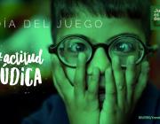 El 28 de maig és el Dia del JOC! #ActitudLúdica