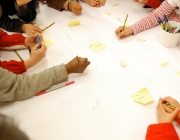 Treball en xarxa pel desenvolupament comunitari, autor La Fundició
