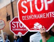 Imatge d'una manifestació