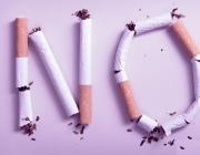 Imatge d'una campanya del Dia Mundial sense Tabac