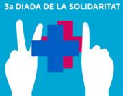 Imatge promocional de la 3a Diada de la Solidaritat de la UdG.