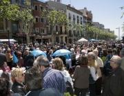 Imatge de la Diada de la Puntaire 2012 celebrada a Arenys