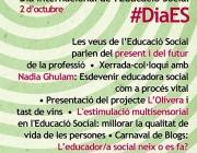 #DiaES Dia Internacional de l'Educació Social al CEESC