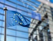 Bandera Unió Europea. Font: web contratosdelsectorpublico.es