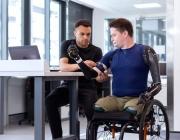 L'entitat també assessora a les empreses davant el compliment de la Llei General de Discapacitat. Font: Unsplash. Font: Font: Unsplash.