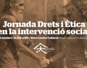 """Jornada """"Drets i ètica en la intervenció social"""""""