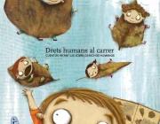 Imatge de la portada del Llibre Drets humans al carrer