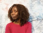 L'artista plàstica senegalesa Marie Ngom participarà al debat de la projecció del 8 de març i mostrarà les seves obres de l'1 al 22 de març, en el marc del cicle de cinema