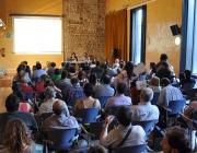 Imatge d'una trobada de les entitats de Suport