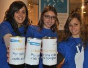 Grup de voluntàries a la UdG (Font: UdG)
