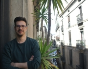 Ricard Abenza, tècnic de comunicació a eco-union Font: eco-union